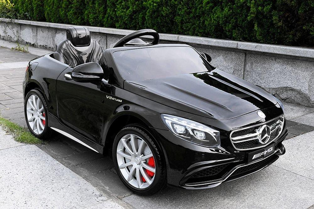 Lizenz Kinderauto Mercedes - Benz S63 AMG